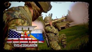 ARMA 3 RHS mod [UralServer66] - Russia vs USA