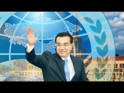 Li Keqiang attends SCO meeting in Sochi, Russia