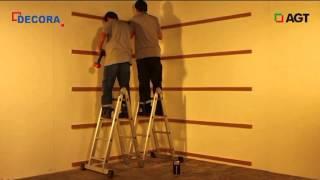 Облицовка стен панелями МДФ. Технология монтажа(http://www.furniwood.am/en/home., 2013-04-15T07:30:31.000Z)