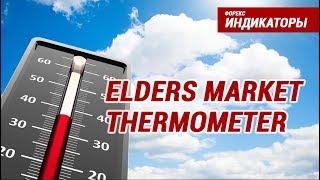 Индикаторы Форекс - Elders Market Thermometer | Подробный разбор