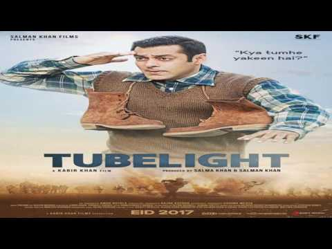 TUBELIGHT Naach Meri Jaan (audio)