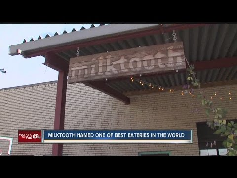 Indy restaurant named one of the best in the world