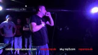 Colognerap Jam #1 - ARTikulation / Crazy P (3/12)
