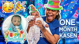 baby-kasen-1-month-birthday-party