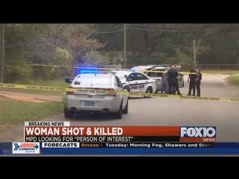 Woman shot and killed in Mobile