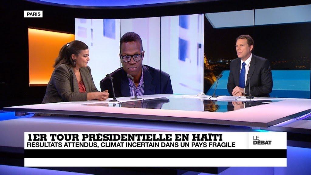 Présidentielle en Haïti : un climat incertain dans l'attente des résultats du premier tour
