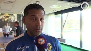 Henk Fraser: het kan zondag tegen PSV ook een tactisch steekspel worden