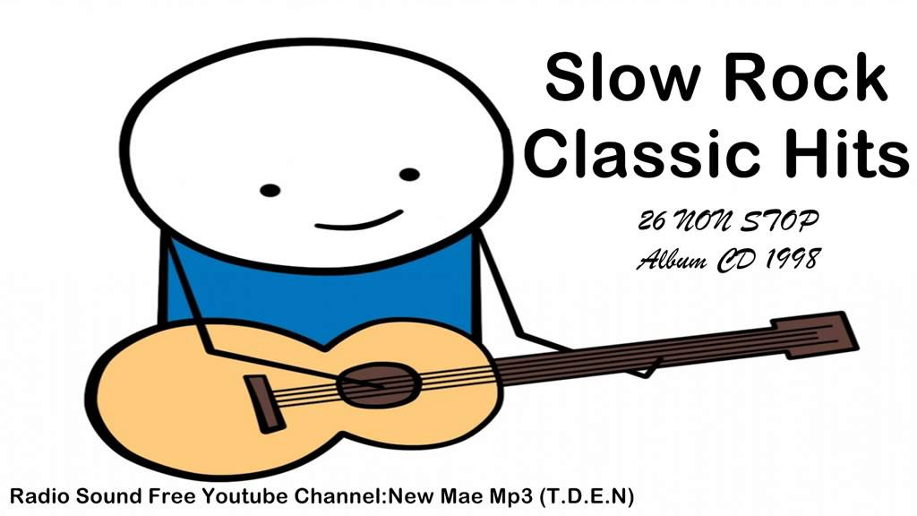 SlowRock Medley Classic Hits 26 NON STOP Album CD 1998