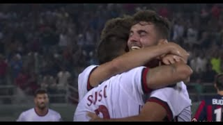 A perfect start: Crotone V AC Milan 0-3