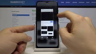 oPPO A9 2020  Как сделать Скриншот