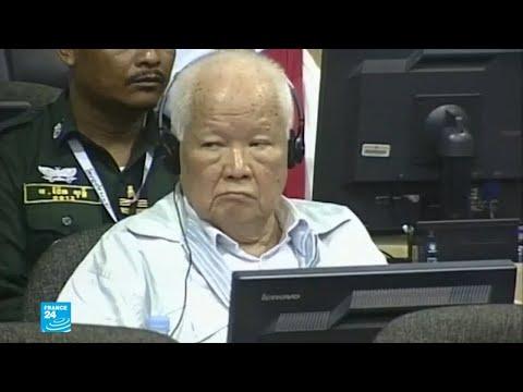 إدانة مسؤولين سابقين اثنين من الخمير الحمر في كمبوديا بالإبادة الجماعية  - 15:54-2018 / 11 / 16