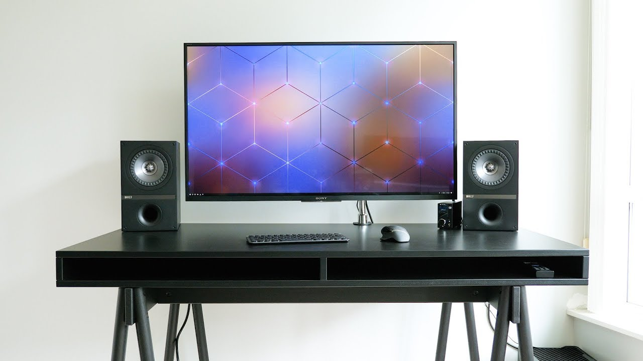 Ikea S Limited Edition Desk Black Minimal Dream Setup