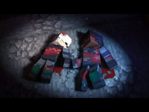 "Minecraft сериал: ""ЯДЕРНЫЙ УДАР"" - 17 серия - Финал"