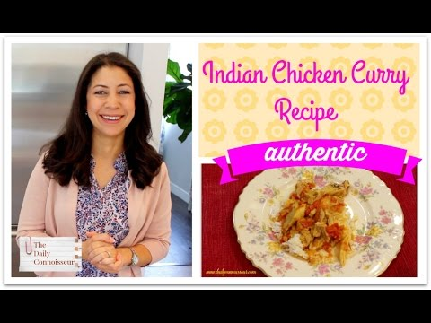 Authentic Indian Chicken Curry || Collab with Mina Irfan