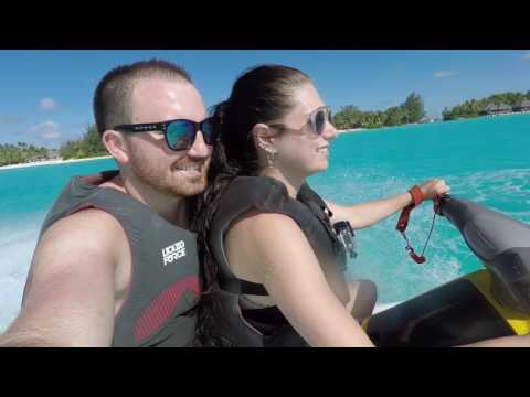 Bora Bora & Tahiti Honeymoon Video GoPro