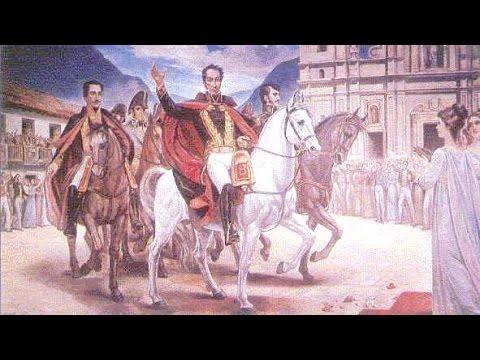 Historia de Colombia | La República del Siglo XIX y XX en Colombia 🎞