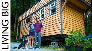 A Tiny House For Tall People