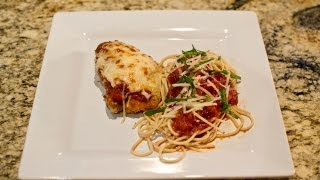 Quick And Easy Chicken Parmesan For The Working Mom - Recipe