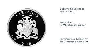 Video 2018 Barbados 1 oz Silver Caribbean Silver Seahorse BU download MP3, 3GP, MP4, WEBM, AVI, FLV Juli 2018