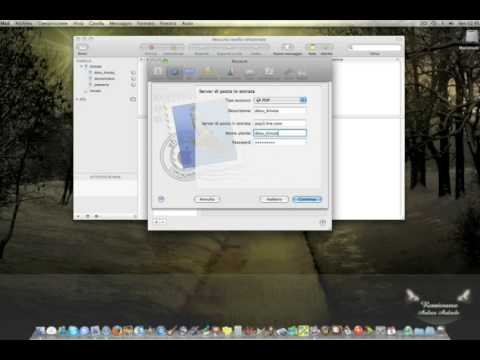 Set up email using Mozilla Thunderbird 8.0