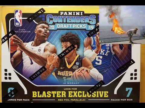 2019-20-panini-contenders-draft-picks-basketball-blaster-box-break-and-review:-butt-hurt