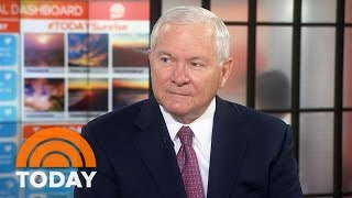 Ex-Secretary Of Defense Robert Gates: 'Russians Tried To Intervene In Our Election' | TODAY