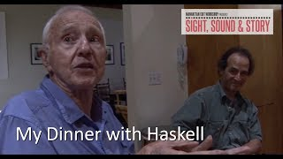 """Cinematographer Joan Churchill, ASC on Interviewing Techniques from """"My Dinner with Haskell"""""""