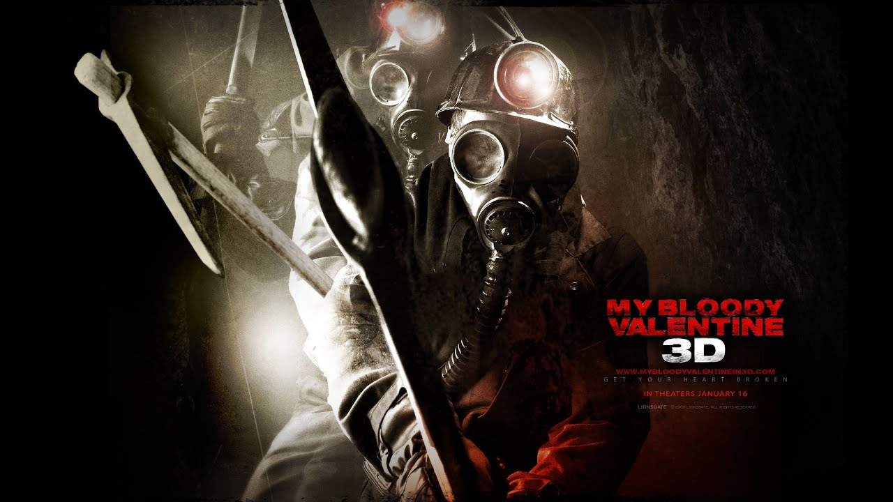 My Bloody Valentine 3D(2009) Movie Review   YouTube
