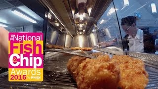 National Fish & Chip Awards 2016 - The Top 10
