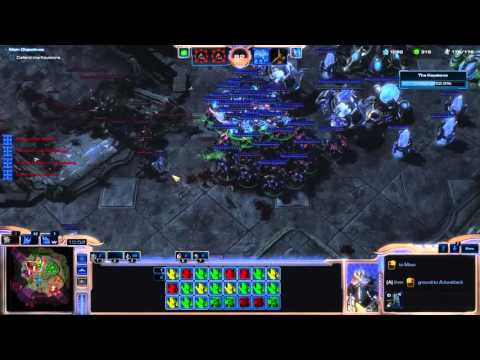 Starcraft II: Legacy of the Void Campaign Mission 19 (salvation) brutal