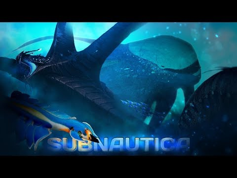 Subnautica - IT'S HERE AND IT'S HUNGRY!! - More NEW Arctic DLC Leviathan Creatures & THE IMPERATOR!!
