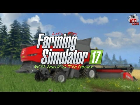 Let's Play | Farming Sim 17 Collector's Edition | Lossberg Farm | We Bought The Farm | ep #1