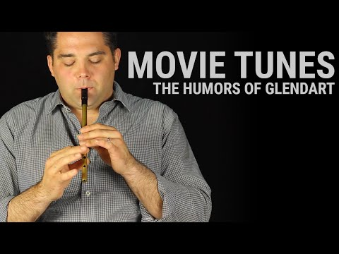Tin Whistle Lesson - The Humors of Glendart (Harry Potter Deathly Hallows I)