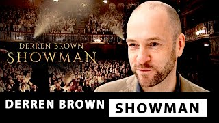 What The Audience Should Expect | Showman | Derren Brown