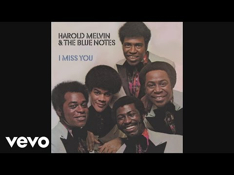 Harold Melvin & The Blue Notes - I Miss You, Pt. 1 (Audio) ft. Teddy Pendergrass