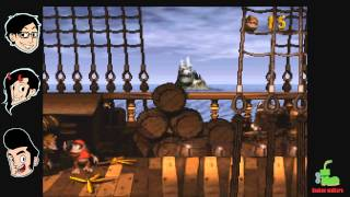 Snakes Walkers: Donkey Kong Country FINALE -PARTE 14-