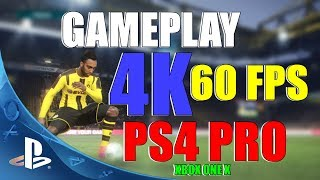PES 2018 GAMEPLAY  4K 60 FPS  - PC GAMER - XBOX ONE X