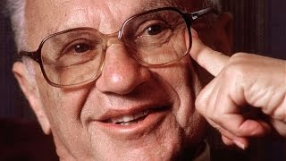 Milton Friedman - Free Trade In A Global Economy