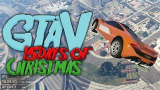 MET ZIJN ALLE, MET ZIJN ALLEHU! (GTA V 15 Days of Christmas #8)