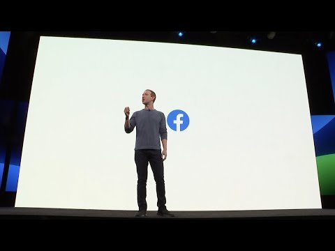 Facebook Unveils New Desktop, Mobile Versions With White Theme