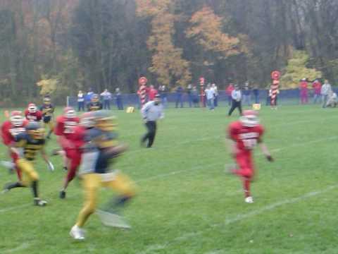 Clayton midget football images
