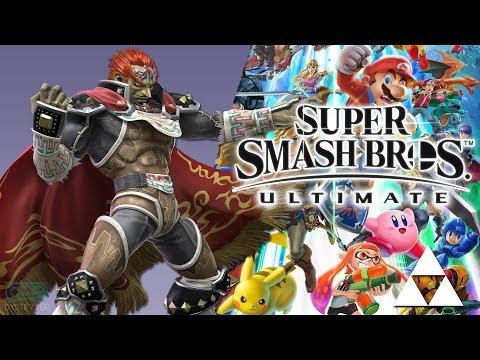 Gerudo Valley Zelda: Ocarina of Time Wii U  3DS - Super Smash Bros Ultimate Soundtrack