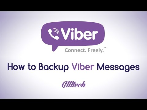 How to Backup Viber Messages on Android
