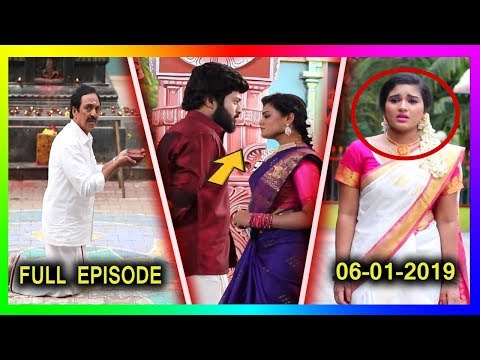 Sembaruthi Serial Today Episode | Sembaruthi Serial Promo 06/01/2019 Today Episode Full Review
