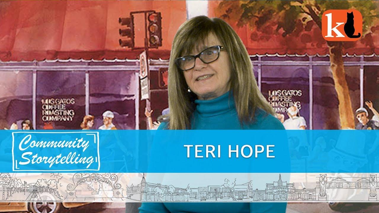 Watch Teri Hope video