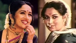 Marathi Actress Draped In Authentic Saree - Indian Saree Style