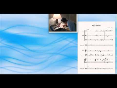 Dos Gardenias Sibelius Score Music Sheet