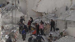 """""""مجموعة الدفاع المدني السوري تترشح لنيل جائزة نوبل"""""""