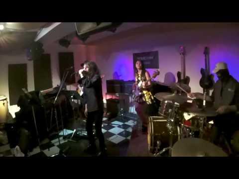 """What's Going On"" -  Marvin Gaye #1 - Dio w/JUNA @ Somethin' Jazz - Ikebukuro - Tokyo 05-05-2017"