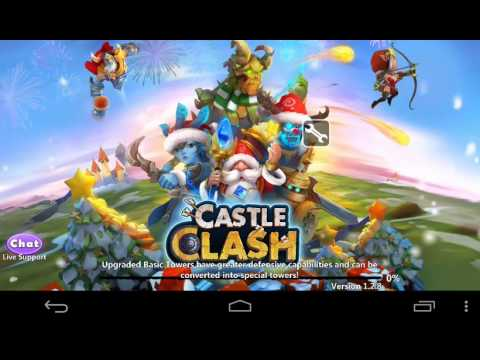 Castle Clash : Hack 🎃PUMPKIN DUKE SKILL🎃